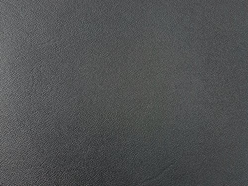 Bio Mordiscos Thermoplastische Kydex-Folie/Material - Hüllen (Schwarz, 2,5mm)