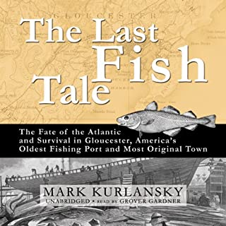 The Last Fish Tale cover art