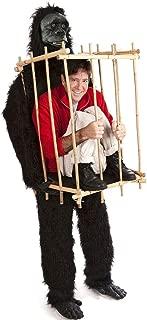 gorilla illusion costume