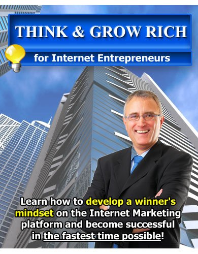 Think & Grow Rich For Internet Entrepreneurs: What To Do When There is A Break Up (English Edition)
