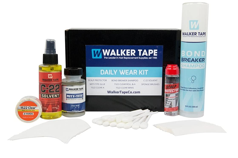 Daily Wear Kit C22 Mity Tite Bond Breaker Scalp Protector 3M tape