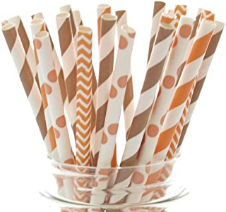 Best fall paper straws Reviews