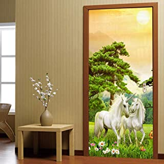 Details about  /3D Lovely animals 6767 Wall Paper Wall Print Decal Wall Deco Indoor wall Murals