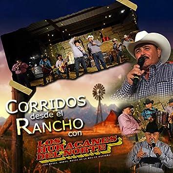 Corridos Desde El Rancho (En Vivo)