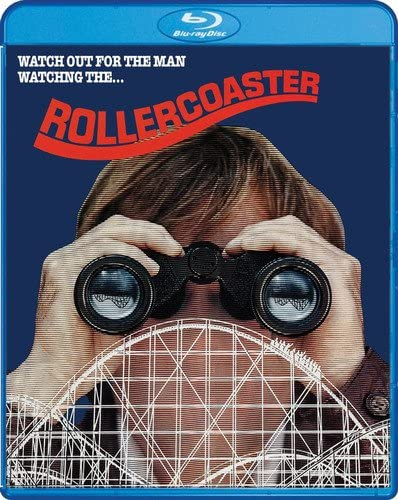 Rollercoaster Blu ray product image