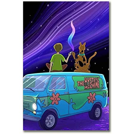 Scooby Doo Poster 24in x 36in