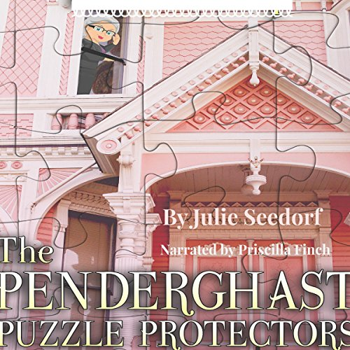 The Penderghast Puzzle Protectors cover art