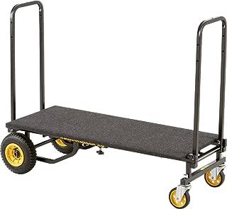 Rock N Roller R6RT 8-in-1 Mini Multi-Cart With Deck
