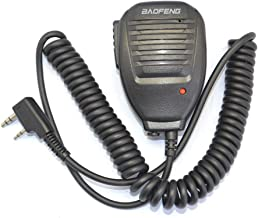 Supports BAOFENG Speaker Microphone Hand transceiver/Amateur Radio UV-5R