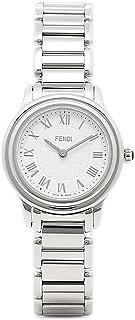 [フェンディ] 腕時計 レディース FENDI F251024000 ホワイト/シルバー [並行輸入品]