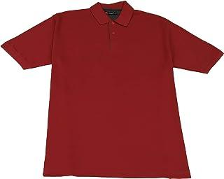 Mens Polo T Shirts Short Sleeve Jumbo Fit,Collar T Shirt For Men