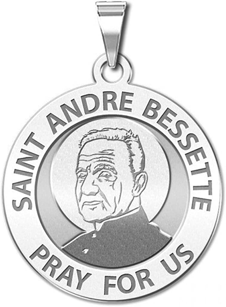 PicturesOnGold.com Saint Andre Sale SALE% OFF Bessette Available - shopping Medal Round