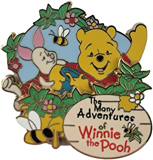 Pin - The Many Adventures of Winnie-the-Pooh and Piglet
