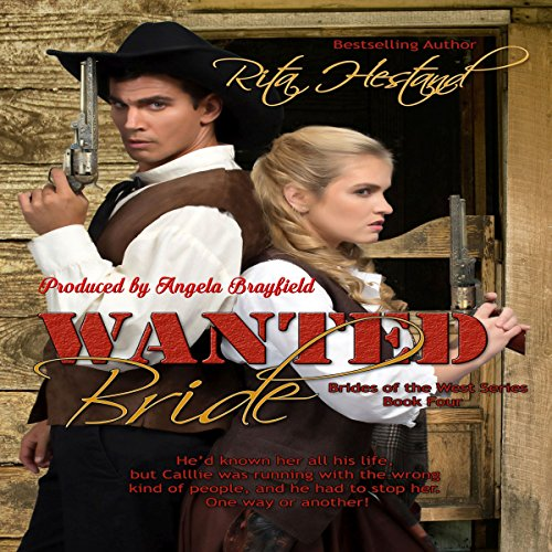 Wanted: Bride audiobook cover art