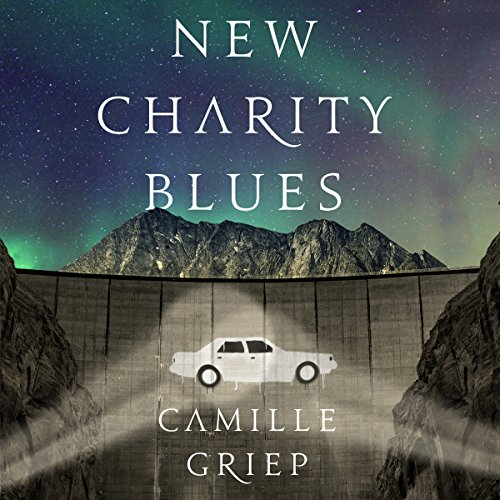 New Charity Blues audiobook cover art