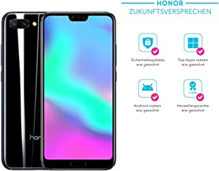 Honor 10 Dual Sim 64Gb Factory Unlocked 4G Smartphone International Version Midnight Black