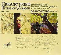 Fried: Letters of Van Gogh