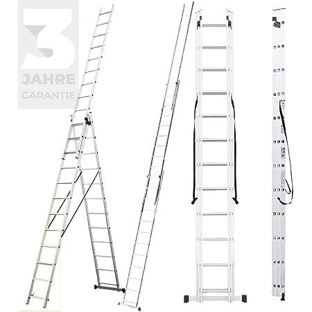 Leiter 8 m Arbeitshöhe