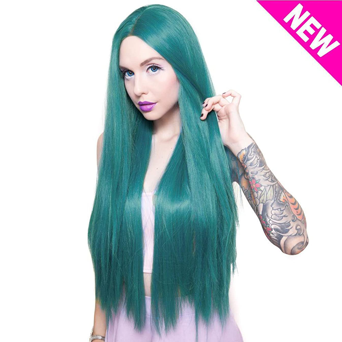 Lace Front Yaki Straight 32