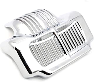 Chrome Stock Oil Cooler Cover for Harley Touring Electra Road Street Glide Road Glide Road King 2011-2015