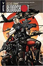 Bloodshot Volume 4: H.A.R.D. Corps