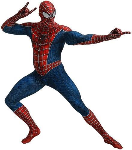 ¡envío gratis! SEJNGF Medias De Body para Niños Cosplay Cosplay Cosplay De Spider-Man para Adultos Ropa De Rendimiento De Personajes De Halloween (se Pueden Separar Los Tocados),mujer-XXL  hasta 42% de descuento