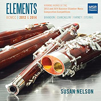 Elements: Winning Works Of The 2012 & 2014 BCMCC