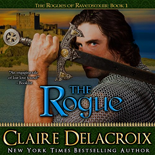 The Rogue audiobook cover art