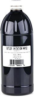 Butler's Best Imitation Maple Extract 1 Qt