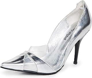63d8d269c13a Jeffrey Campbell Women s Luxury 2 Point Toe Pumps