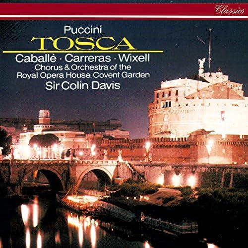 Sir Colin Davis, Montserrat Caballé, José Carreras, Ingvar Wixell, Samuel Ramey, Chorus of the Royal Opera House, Covent Garden & Orchestra of the Royal Opera House, Covent Garden