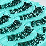 Fineday Fake Eyelashes, Big Sale! 5 Pair/Lot Criss False Eyelashes Lashes Voluminous Hot Eye Lashes, Eyelashes, Health and Beauty HotSales (Black)