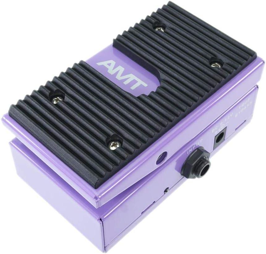 AMT WH-1 - Pedal de efectos Wah-Wah para guitarra