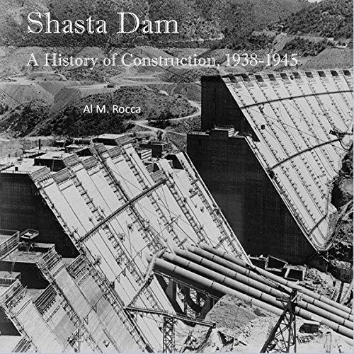 Shasta Dam audiobook cover art