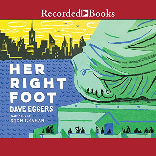 Her Right Foot audiobook cover art