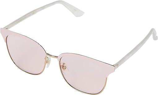 Shiny Endura Gold/Shiny Pink