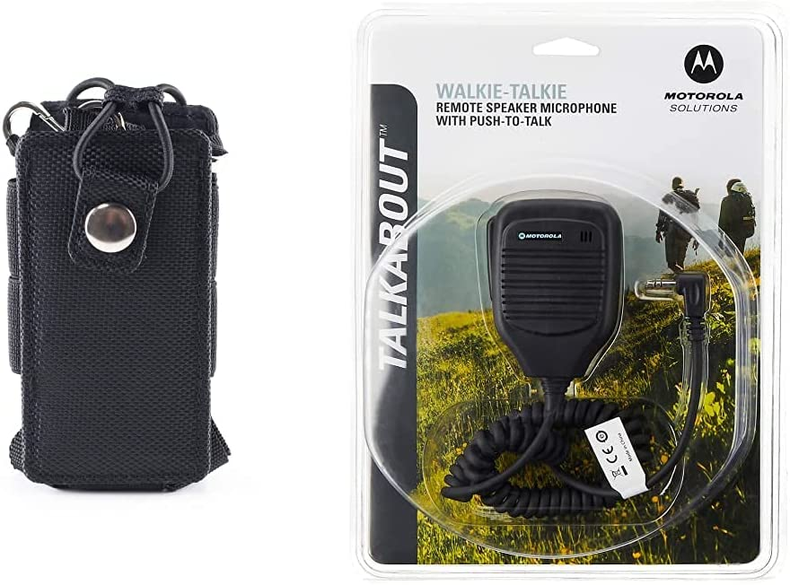 OFFicial site Motorola Solutions MOTDB PMLN7706AR Popular standard R Talkabout Two-Way