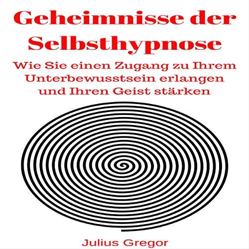 Geheimnisse der Selbsthypnose Titelbild