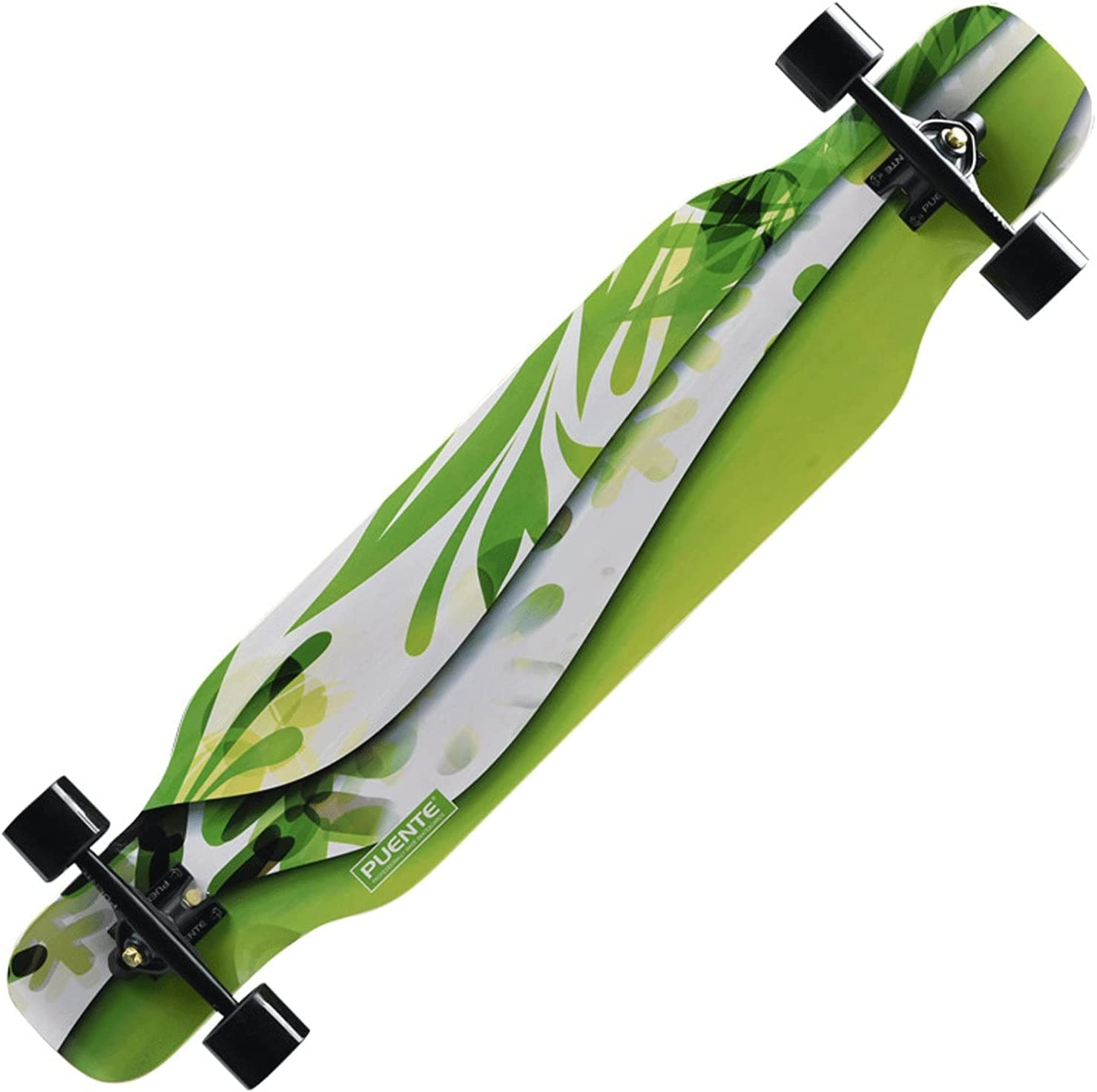 New life EEGUAI 42inch Freeride Longboard Maple Challenge the lowest price 7-Ply Natural Skateboard