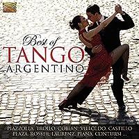ベスト・オブ・タンゴ・アルゼンチーノ (Best of Tango Argentino - Piazzolla / Troilo / Cobian / Villoldo ...)