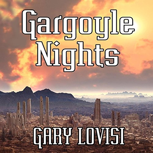 Gargoyle Nights: A Collection of Horror audiobook cover art