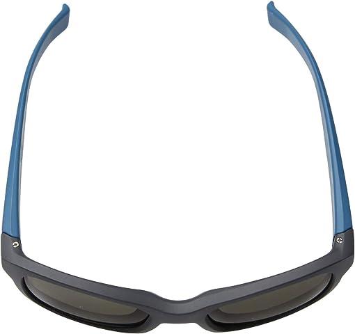 Gray Dark/Blue Frame with Spectron 3 Lenses