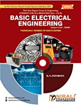 BASIC ELECTRICAL ENGINEERING (Course Code : 103004)