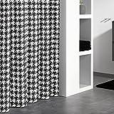 Sealskin Textil Duschvorhang Seamless, B x H: 180 x 200 cm