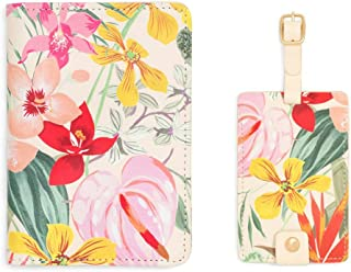 ban.do Women's Getaway Luggage Tag and Passport Holder (Paradiso)