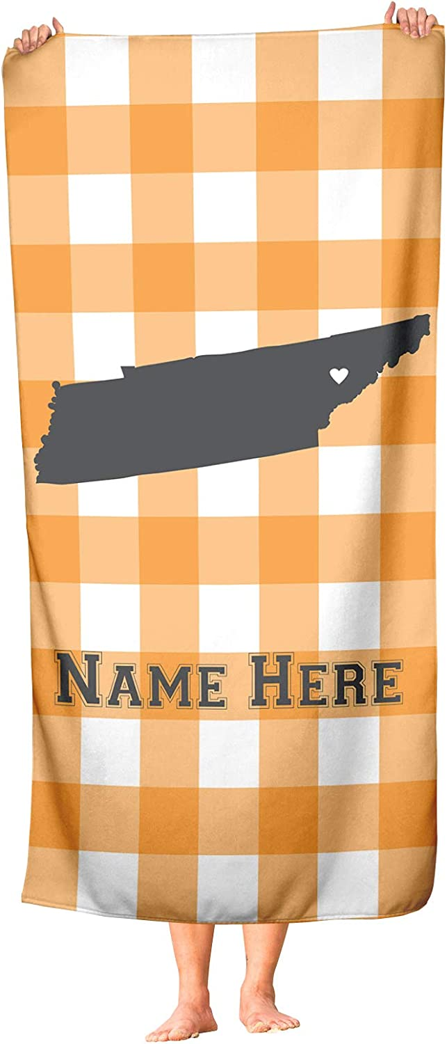 Knoxville Tennessee - State Pride Towel and Bath Custom Beach Ranking TOP14 Fresno Mall