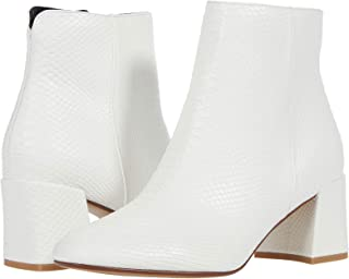 Chinese Laundry Women's DARIA Ankle Boot, White, 9.5
