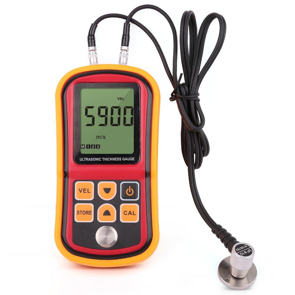 Ultrasonic Thickness Gauge Regular discount SALENEW very popular Digital Tester Meter Rang