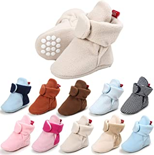 Infant Baby Girls Boys Winter Snow Boots Soft Sole Fleece Newborn Infant Toddler Winter Boots Shoes