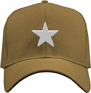 Custom Baseball Hat Somali Flag Star Embroidery Country Name Structured Cap